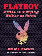 Cover of: Playboy Guide to Playing Poker at Home | Basil Nestor