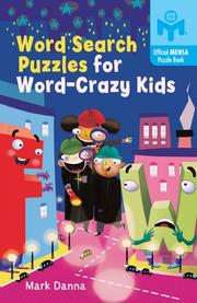 Cover of: Word Search Puzzles for Word-Crazy Kids