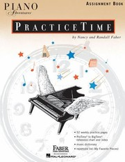 Cover of: Piano Adventures Practicetime Assignment Book