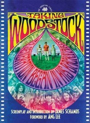 Cover of: Taking Woodstock The Shooting Script
