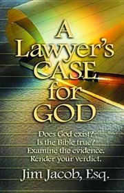 Cover of: A Lawyers Case For God |