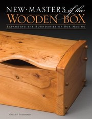 Cover of: New Masters Of The Wooden Box Expanding The Boundaries Of Box Making