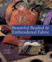 Cover of: Beautiful Beaded & Embroidered Fabric