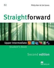 Cover of: Straightforward Upper Intermediate Level