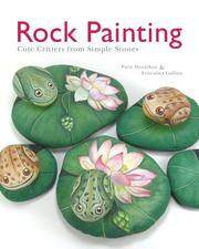 Rock Painting by Patty Donathan, Ernestina Gallina