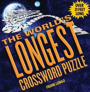 Cover of: The World's Longest Crossword Puzzle