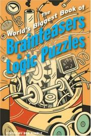 Cover of: The World's Biggest Book of Brainteasers & Logic Puzzles