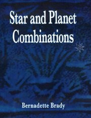 Cover of: Star And Planet Combinations
