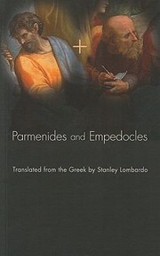 Cover of: Parmenides And Empedocles The Fragments In Verse Translation