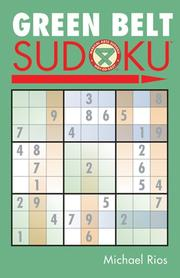 Cover of: Green Belt Sudoku (Martial Arts Sudoku)