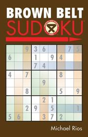 Cover of: Brown Belt Sudoku (Martial Arts Sudoku)