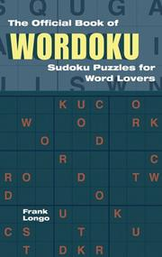 Cover of: The Official Book of Wordoku