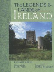Cover of: The Legends & Lands of Ireland | Richard Marsh
