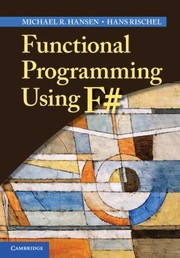 Cover of: Functional Programming In F