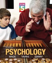 Cover of: Psychology With Dsm5 Update