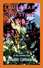 Cover of: Guardian of The Stone | Josiah Lebowitz