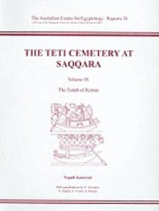 Cover of: The Tomb Of Remni