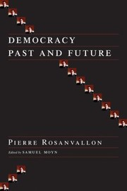 Cover of: Democracy Past And Future