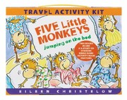 Cover of: Five Little Monkeys Jumping On The Bed Travel Activity Kit