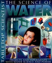 Cover of: Water