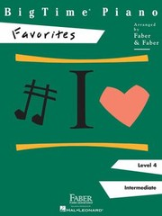 Cover of: BigTime Piano Level 4 Favorites