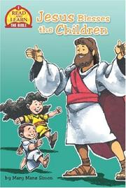 Cover of: Jesus Blesses the Children |