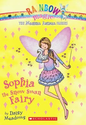 Sophia The Snow Swan Fairy by