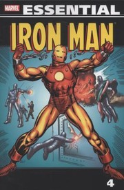 Cover of: Essential Iron Man