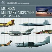 Cover of: Modern Military Airpower 1990present