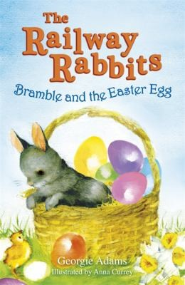Bramble And The Easter Egg by