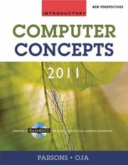 Cover of: New Perspectives On Computer Concepts 2011 Introductory |