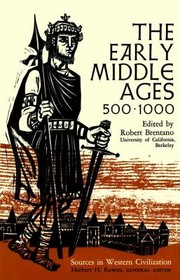 Cover of: Early Middle Ages 5001000