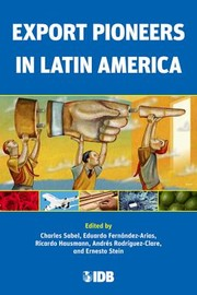 Cover of: Export Pioneers In Latin America