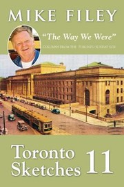 Cover of: Toronto Sketches 11