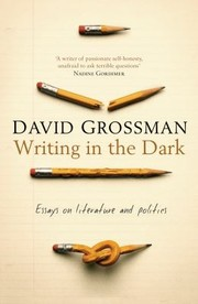 Cover of: Writing In The Dark