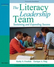 Cover of: The Literacy Leadership Team Sustaining And Expanding Success