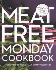 Cover of: Meat Free Monday Cookbook