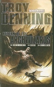 Cover of: Return Of The Archwizards