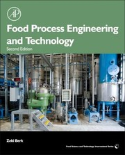 Cover of: Food Process Engineering And Technology