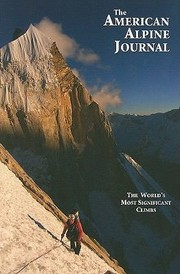 Cover of: 2010 American Alpine Journal The Worlds Most Significant Climbs