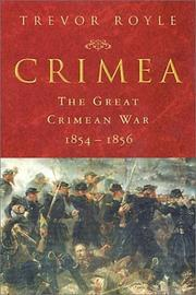 Cover of: Crimea: The Great Crimean War, 1854-1856