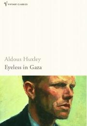 Cover of: Eyeless in Gaza
