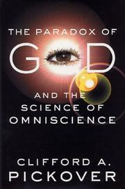 Cover of: The paradox of God and the science of omniscience