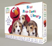Cover of: Elmos World First Flapbook Library