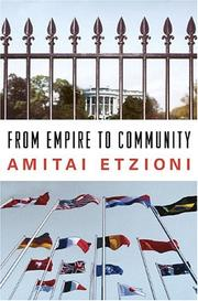 Cover of: From empire to community