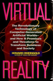 Cover of: Virtual reality