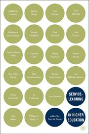 Cover of: Service-Learning in Higher Education
