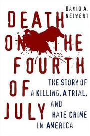Cover of: Death on the Fourth of July | David Neiwert