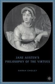 Cover of: Jane Austen