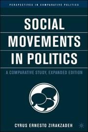 Cover of: Social Movements in Politics